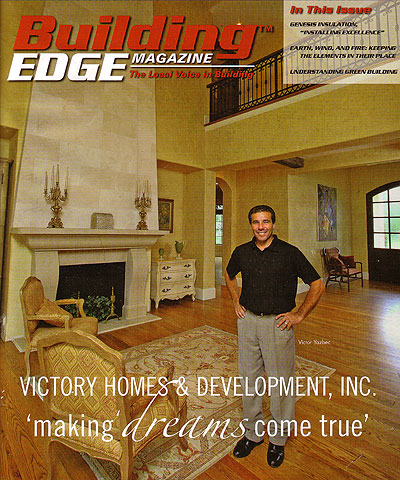 Building Edge Magazine